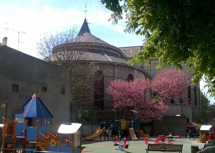 Cathédrale Sainte Geneviève et Saint Maurice à Nanterre