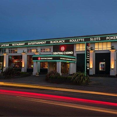 Genting Casino Reading Exterior