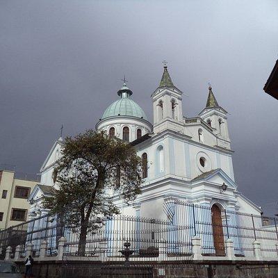 Otra iglesia a visitar en el Centro Histórico