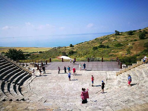 Kourium Archaeological site
