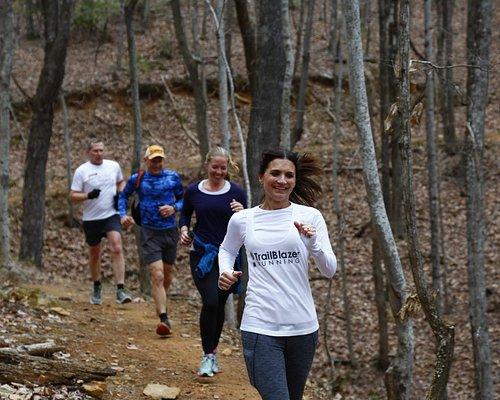 Trails and Brews Guided Run in Blue Ridge, Ga
