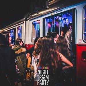 Backpakers Thursday Night Tram Party Krakow