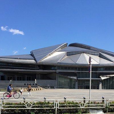 東京体育館 外観