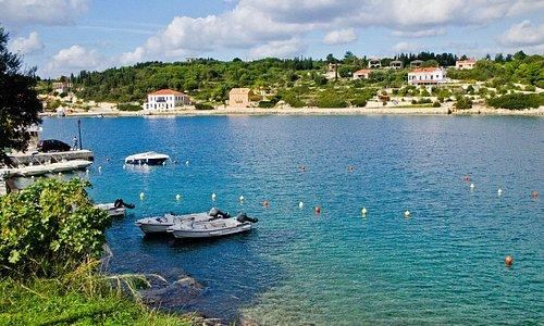 Fiskardo Harbor - Cephalonia Greece