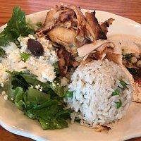 Chicken Swawarma Lunch Special