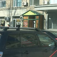 Расположено на немировича-данченко 165 напротив ТЦ Горский . Небольшое кафе .
