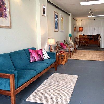 Current Junk - Restored & Original Midcentury Modern Furniture