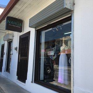 Inside of Nahüa Shop!