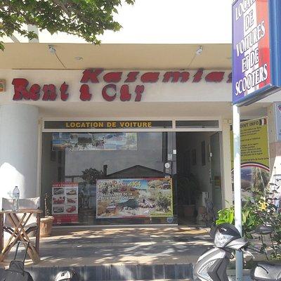 Kazamias Rent a Car