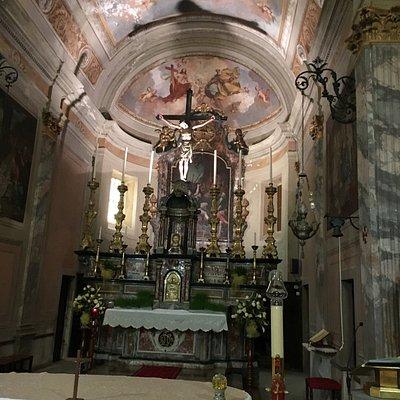 Altare interno