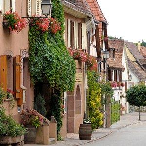 Beblenheim, Route des Vins d'Alsace