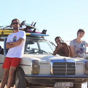 Wave & Dance Morocco is an ISA Surf  accredited surf school and surf camp in Tamraght.