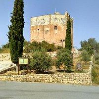 Castillo De Los Ulloa, Velez De Benaudalla
