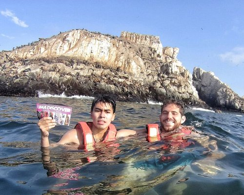 Tour Palomino islands, very close to Lima the best place to be close to nature.
