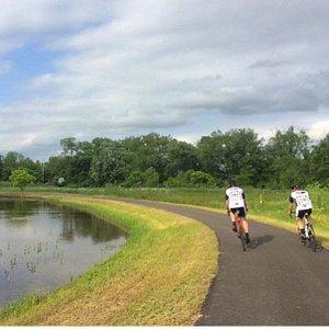 Bike Path spur