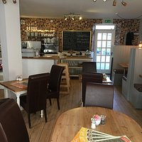 Our newly redecorated shop
