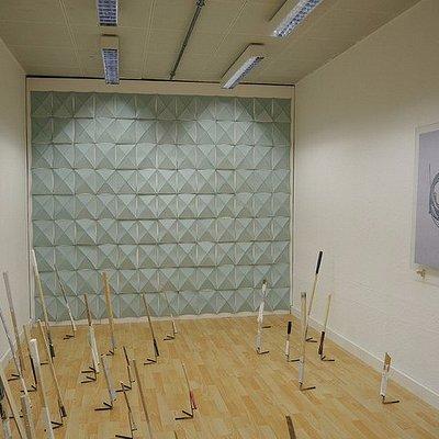 Ausstellungsansicht FAQ Galerie Basel