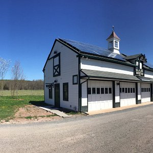 NEW JERSEY'S FIRST FARM DISTILLERY SINCE PROHIBITION!