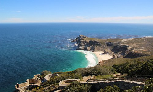 Cape of Good Hope, view from Cape Point