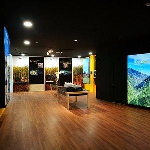 Sala de Nerja contemporánea reformada