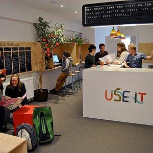 USE-IT Info desk