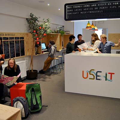 USE-IT Info desk