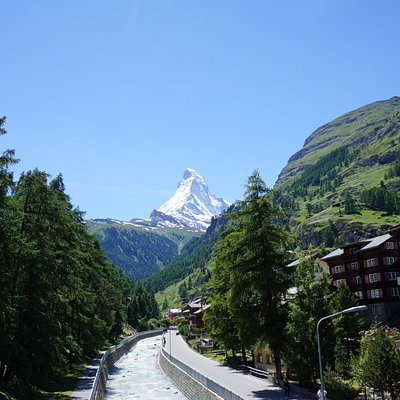 Always a stop worth -  © Zermatt Tourismus