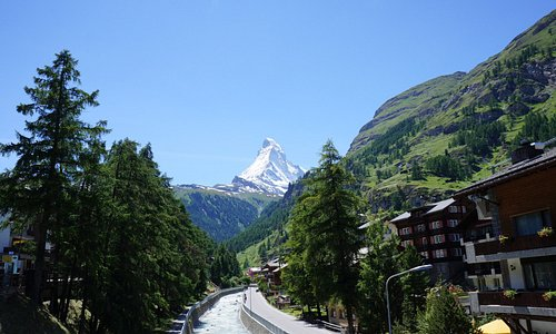 Always a stop worth -  © Zermatt Tourismus