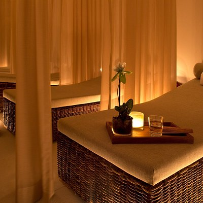 The Spa - treatments room