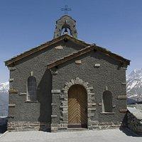 Chapel on the excursion peak Gornergrat - © Kurt Müller
