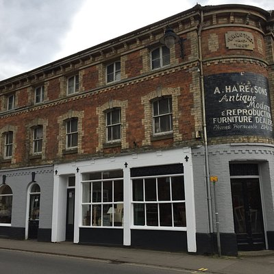 A Hare and Sons Horncastle