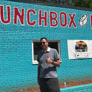 Jon Berahya @ Lunchbox Records, Charlotte, NC, Record Store Day 2017