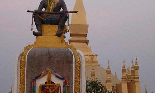 King Setthatirath I