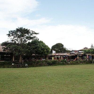 area lapangan yg luas
