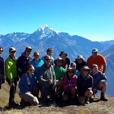 Ancascocha trek to Machu Picchu!