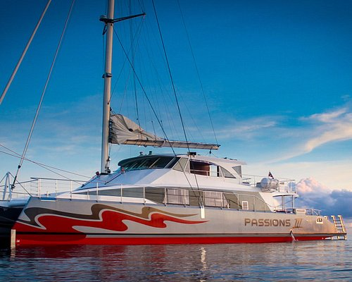Passions III - our brand new vessel launched in April 2017
