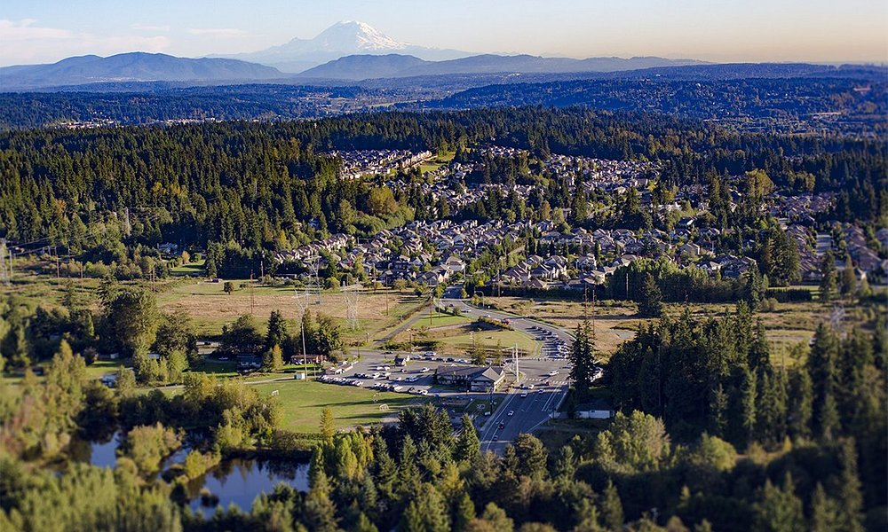 Bothell-Aerial