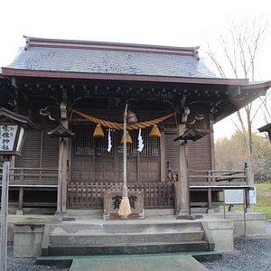 宗像神社 社殿