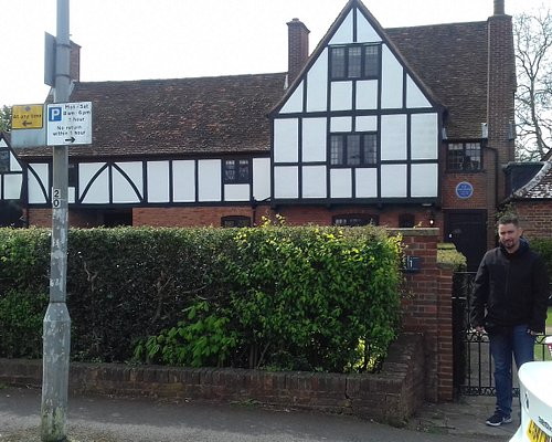The Home of G. K. Chesterton