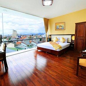 Balcony Deluxe City View