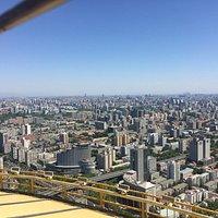 Ein toller Ausflug um Peking von oben zu sehen 👌🏻 Tolles Wetter und tolle Luft sind die Bedin