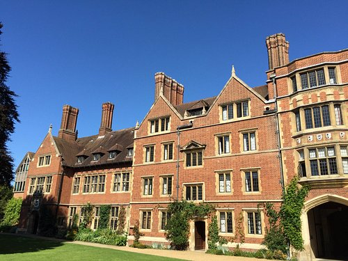 Trinity Hall offers a comfortable night's sleep within a beautiful historic setting