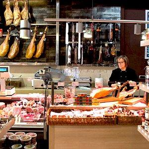 Tienda Gourmet en el centro de Reus