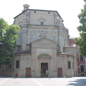 Esterno Chiesa di Santa Maria del Quartiere