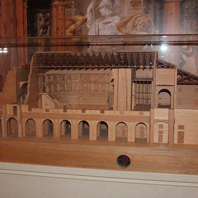 Interno Museo dell'Opera