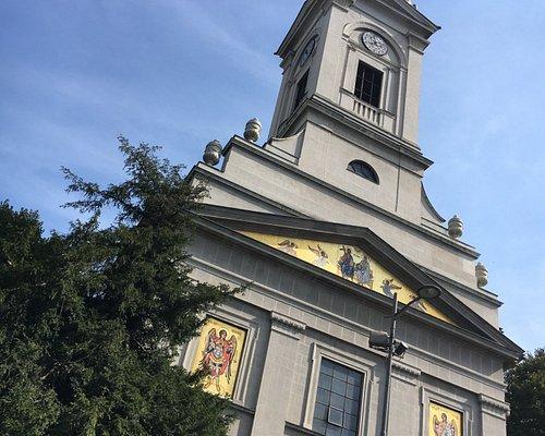 Соборная церковь Святого Архангела Михаила: великолепно!