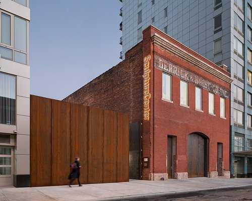 In 2014, the Building SculptureCenter Campaign allowed for an expansion. Photo: Michael Moran.