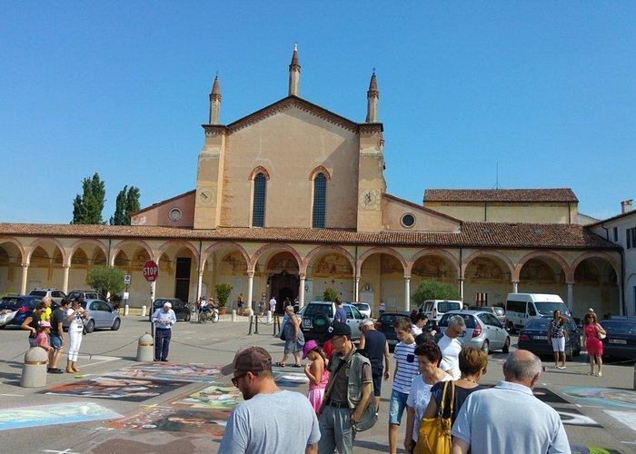Curtatone - Santuario della Beata Vergine delle Grazie