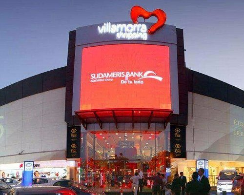 El primer Centro Comercial del Asunción