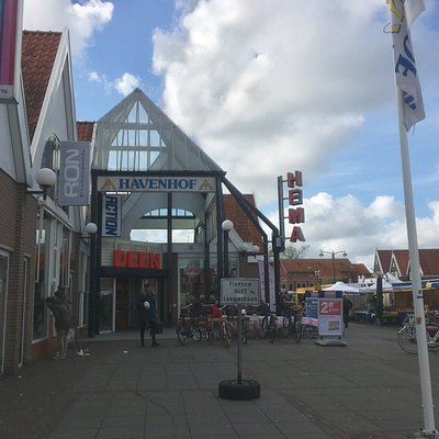 Winkelcentrum Havenhof